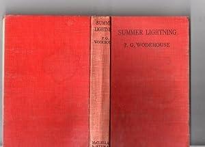 Summer Lightning: P G Wodehouse