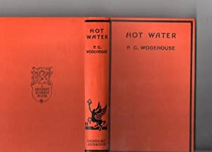 Hot Water: P G Wodehouse