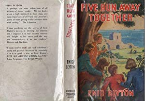 Five Run Away Together: Enid Blyton