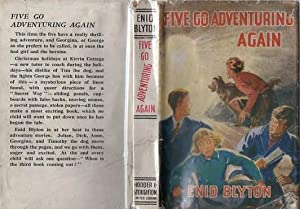 Five Go Adventuring Again: Enid Blyton