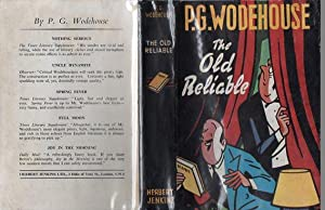 The Old Reliable: P G Wodehouse