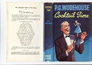 COCKTAIL TIME: P G WODEHOUSE