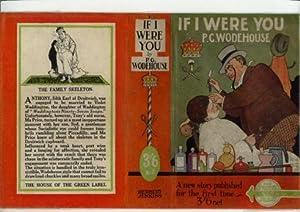 If I were you: P g Wodehouse