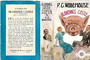 Blandings Castle: P G Wodehouse