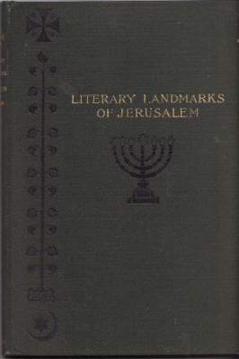 Literary Landmarks of Jerusalem: Hutton, Laurence