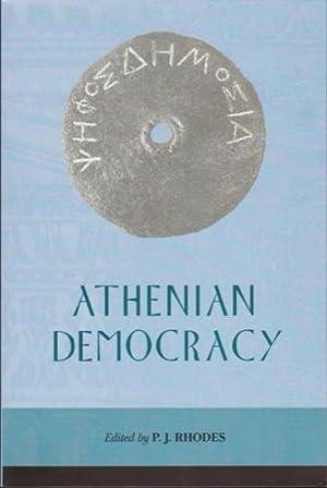 Athenian Democracy: Rhodes, P.J., Ed.