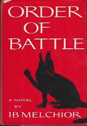 Order of Battle: Melchior