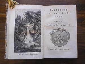 Taschenbuch für das Jahr 1802.: Jacobi, Johann Georg (Hrsg.).