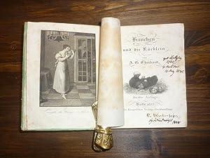 Hanchen und die Küchlein.: Eberhard, A.G.
