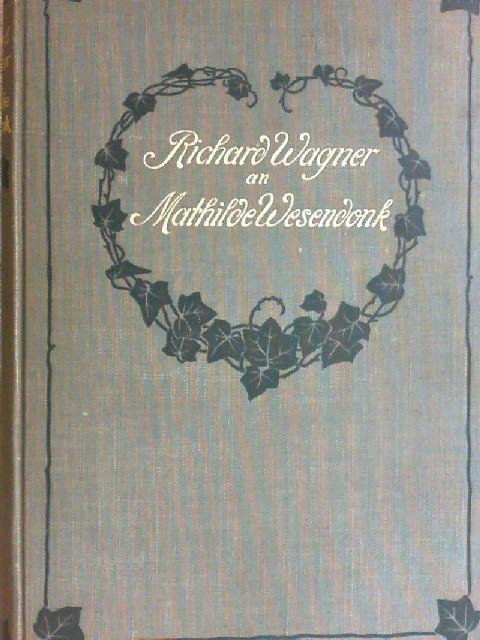 Briefe Von Wagner : Richard wagner briefe von zvab