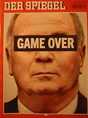 DER SPIEGEL 12/2014: Game over