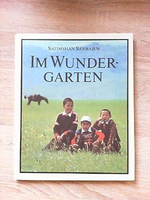 Im Wundergarten: Satimshan, Sanbajew: