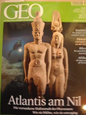 Geo 10/2014 - Atlantis am Nil