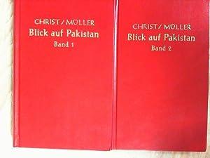 Blick auf Pakistan. Tagebuch und Skizzenblock: Christ, Richard; Müller