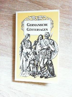 Germanische Göttersagen: Diverse, Autoren: