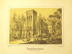 Tempelherrnhaus.: Lobe, E.,