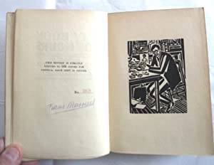 My Book of Hours: Masereel, Frans [