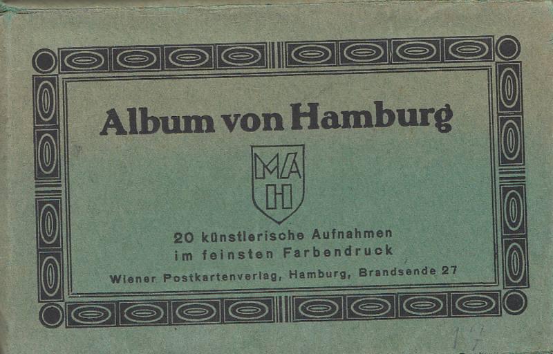 Album von Hamburg