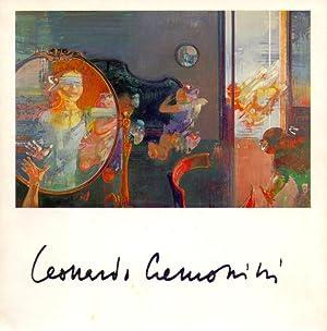 Leonardo Cremonini . Meister der Italienischen Moderne: Krimmel, Bernd und