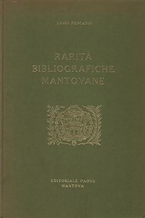 Rarità bibliografiche Mantovane: Luigi Pescasio