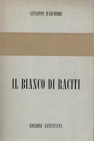 Il bianco di Raciti 31/5: Giuseppe Marchiori