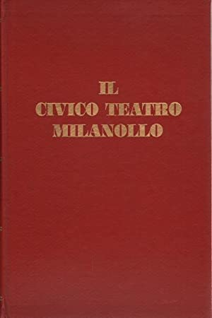 Il Civico Teatro Milanollo di Savigliano: Antonino Olmo