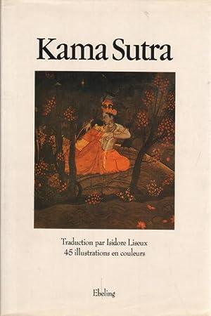 Le Kama Sutra de Vatsyayana Manuel d'Erotologie: Vatsyayana
