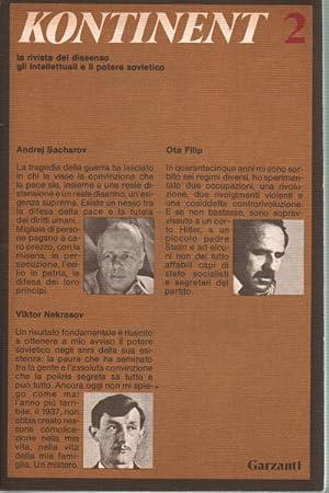 Kontinent . 2 La rivista del dissenso: AA.VV.