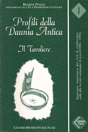 Profili della Daunia Antica. Il Tavoliere Rassegna: AA.VV.