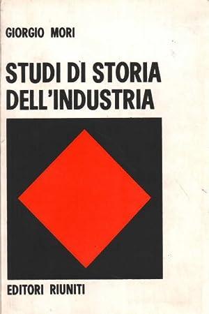 Studi di storia dell'industria: Giorgio Mori