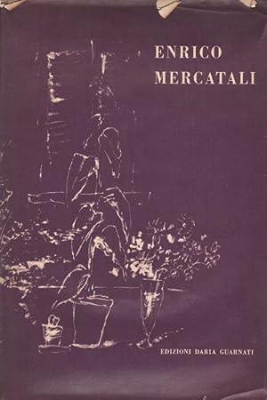 Enrico Mercatali Disegni e poesie: Enrico Mercatali