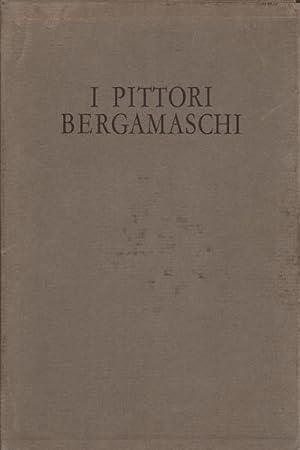 I pittori bergamaschi dal XIII al XIX secolo: Il Cinquecento I: AA.VV.