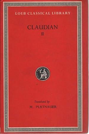 Claudian II: Claudio Claudiano