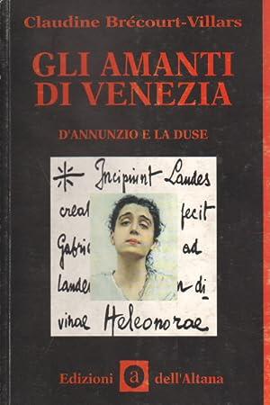 Gli amanti di Venezia D'Annunzio e la Duse: Claudine Brecourt-Villars