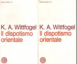 Il dispotismo orientale (due volumi): Karl A. Wittfogel