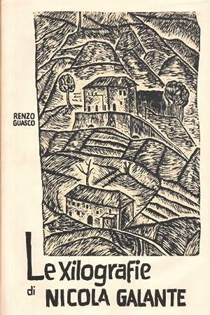 Le xilografie di Nicola Galante: Renzo Guasco