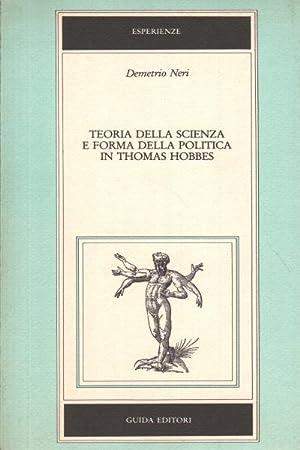 Teoria della scienza e forma della politica: Demetrio Neri