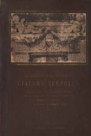 Le scolture e gli stucchi di Giacomo Serpotta: Rocco Lentini