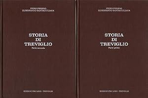 Storia di Treviglio (2 voll.): Piero Perego, Ildebrando Santagiuliana