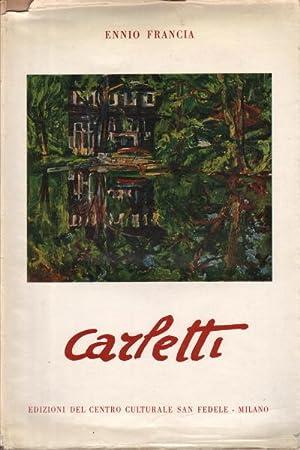 Mario Carletti: Ennio Francia