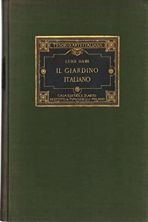Il giardino italiano: Luigi Dami