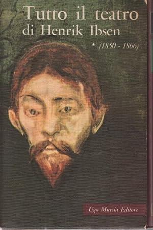 Opere teatrali (1850-1866): Henrik Ibsen