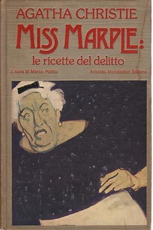 Miss Marple: Le ricette del delitto Miss: Agatha Christie