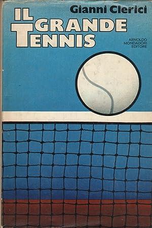 Il grande tennis: Gianni Clerici