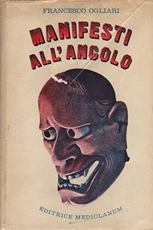Manifesti all'angolo: Francesco Ogliari