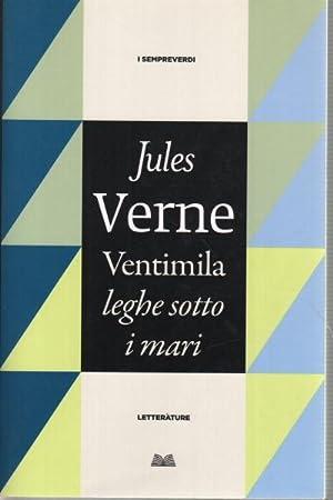 Ventimila leghe sotto i mari: Jules Verne