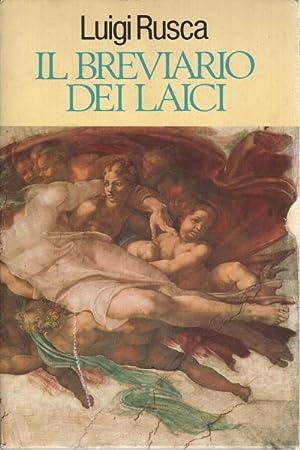 Il breviario dei laici (due volumi): Luigi Rusca