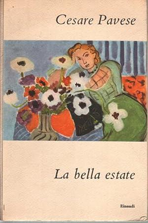 La bella estate Tre romanzi: Cesare Pavese