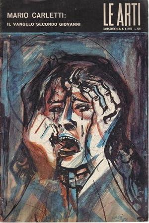 Mario Carletti: il Vangelo secondo Giovanni Mario: AA.VV.