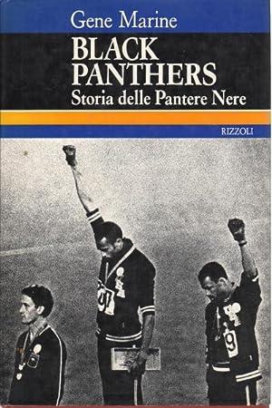 Black Panthers Storia delle Pantere Nere: Gene Marine